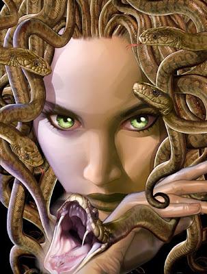 食人巨蟒 美杜莎 Medusa