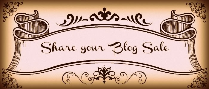 Share Your Blog Sale