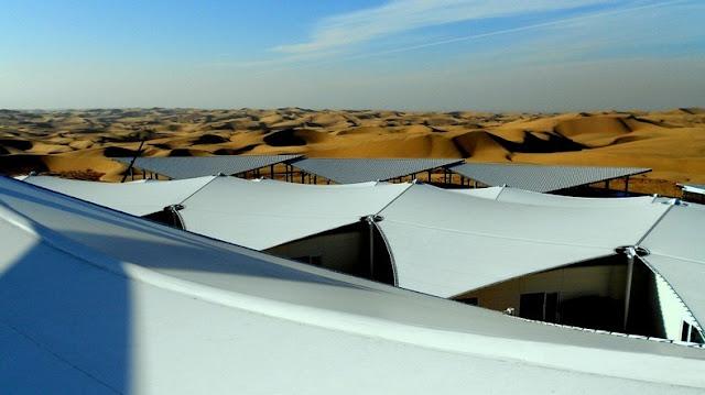 Desert Lotus Hotel en Mongolia Interior