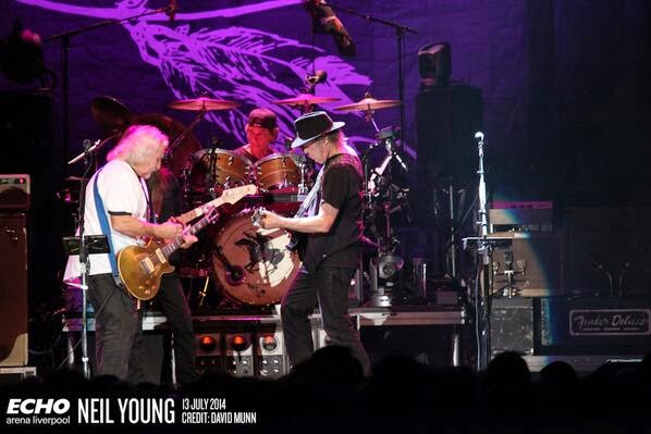 an introduction to the analysis of the neil young concert Neil young lyrics analysis  yet lyrics as simple as keep on rockin in the free  world can take on multiple meanings in various concert settings once an.