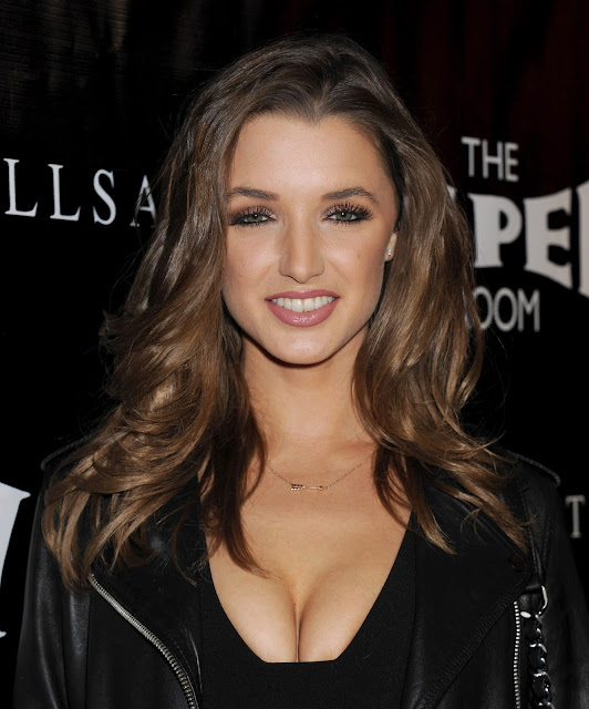 Glamour Model, @ Alyssa Arce - The Official Viper Room Re-Launch Party, West Hollywood