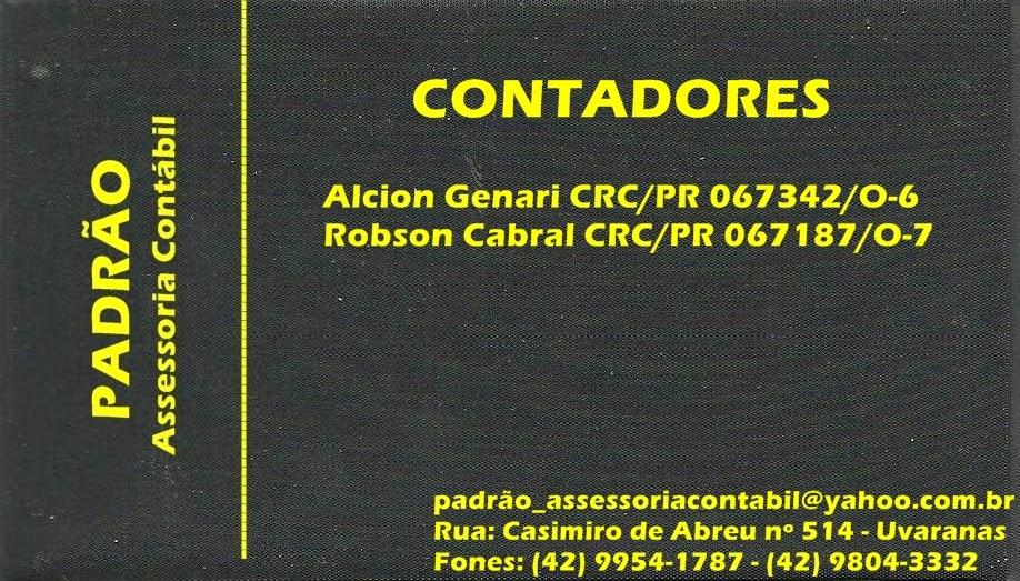 PADRÃO ASSESSORIA CONTÁBIL