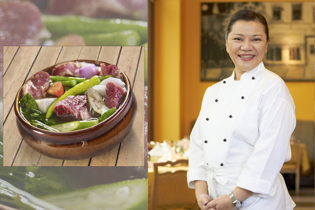 Sentro's Sinigang na Corned Beef: A Tribute to Ten Years