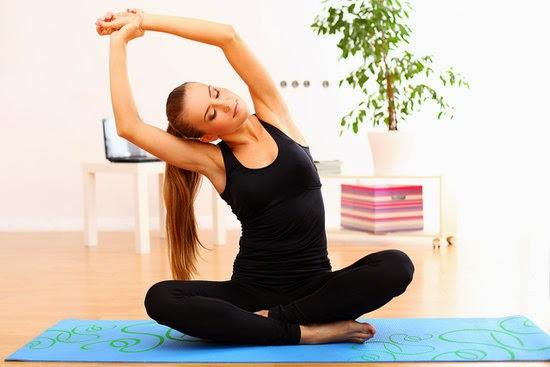 Practicar Yoga en casa, ventajas