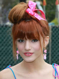 Celebrity Summer Hair Styles Ideas From bella thorne
