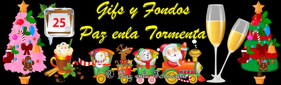 ® GIFS Y FONDOS PAZ EN LA TORMENTA ®