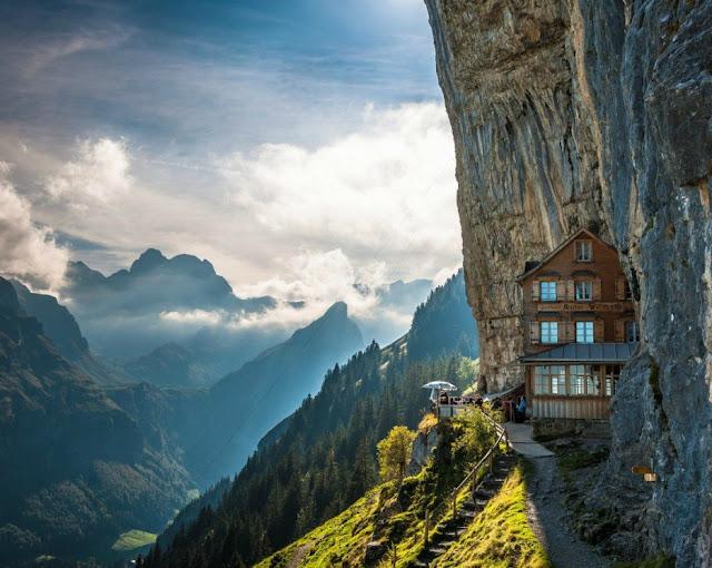 Aescher, Switzerland