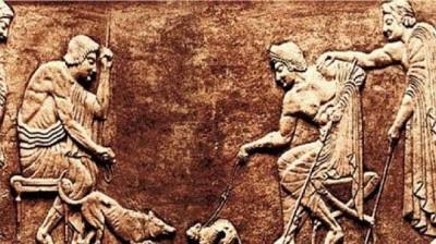 Ο τζόγος καταγράφεται από τη μινωική εποχή