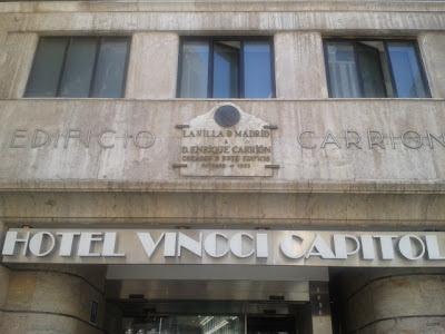 Hotel Vincci Capitol... de cine [Edificio Carrión]