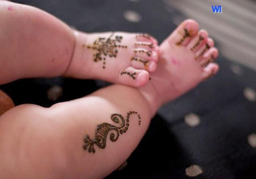 Mehndi Page Kids Mehndi Design