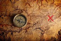 hazine define gömü haritası