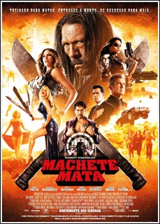 Machete Mata   BRRip AVI + RMVB Legendado
