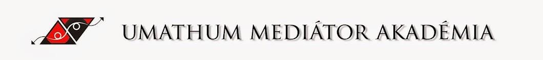 Umathum Mediátor Akadémia
