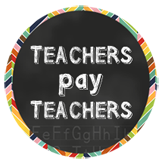 Visit my Teachers Pay Teachers store