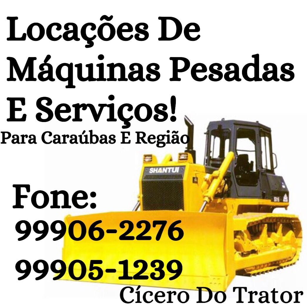 Locação de Máquinas e Serviços.