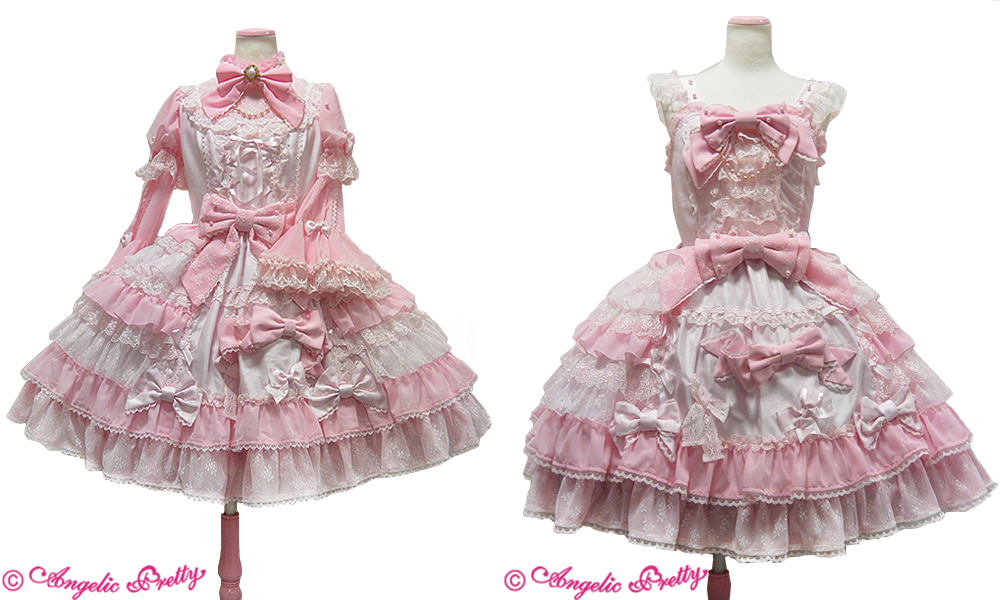 Fall in Love princess OP y JSK/ Angelic Pretty