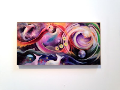 Eye of the Needle by Sandra Bottinelli