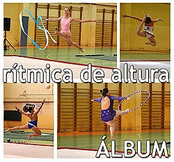 Clausura de la Gimnasia Rítmica Aranjuez