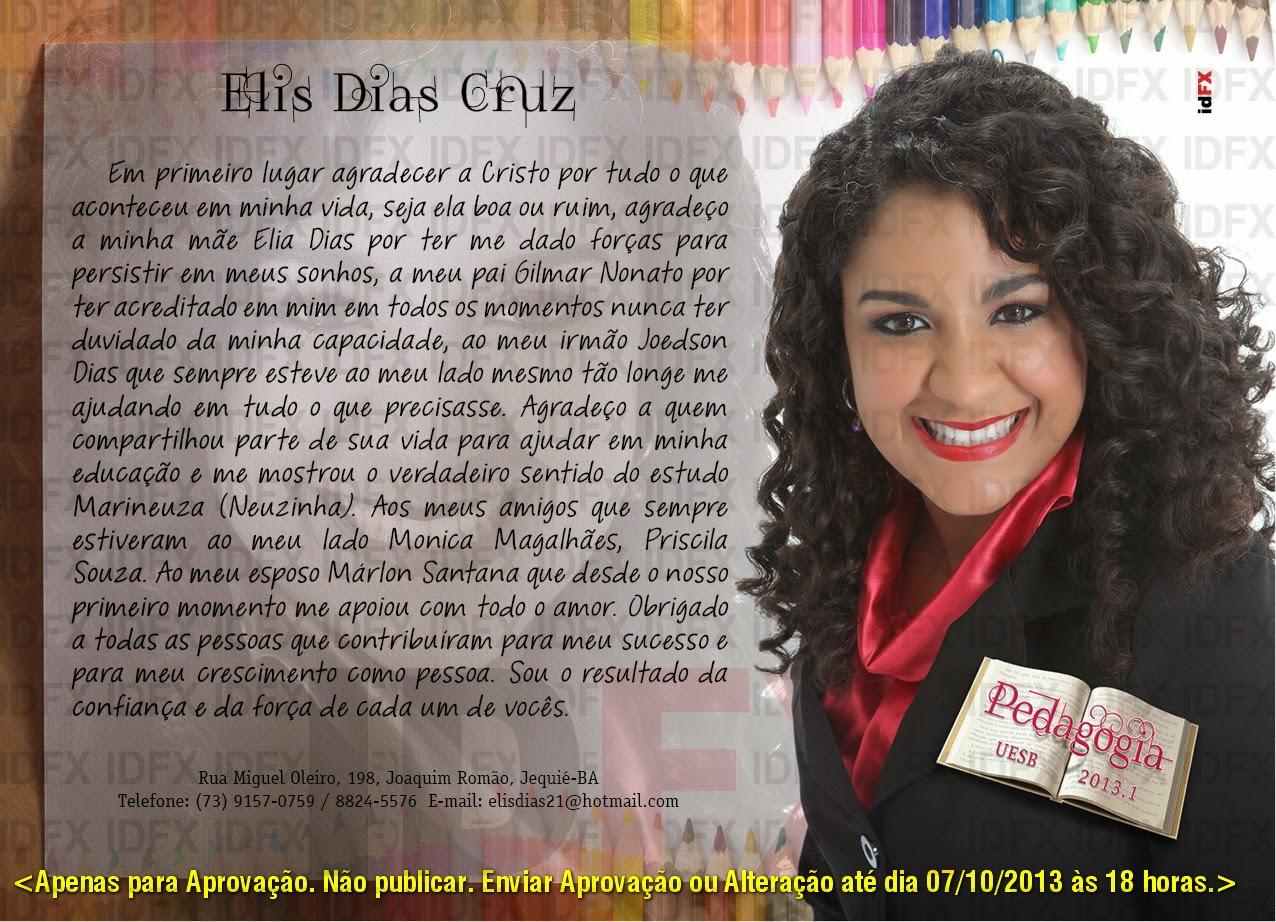 Elis Dias Make Up Julho 2014