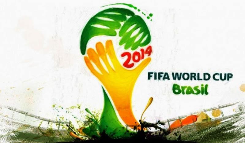 Coupe du Monde 2014, Du Brésil à l'Internet