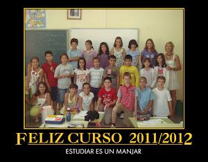 FELIZ CURSO 2011/2012