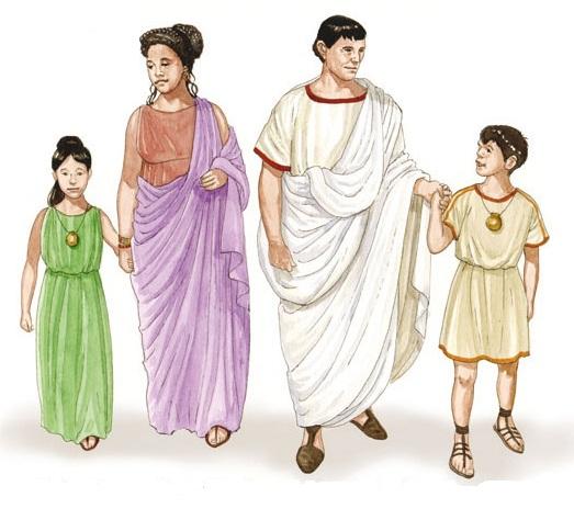RÉGIMEN DE LAS PERSONAS EN LA ANTIGUA ROMA