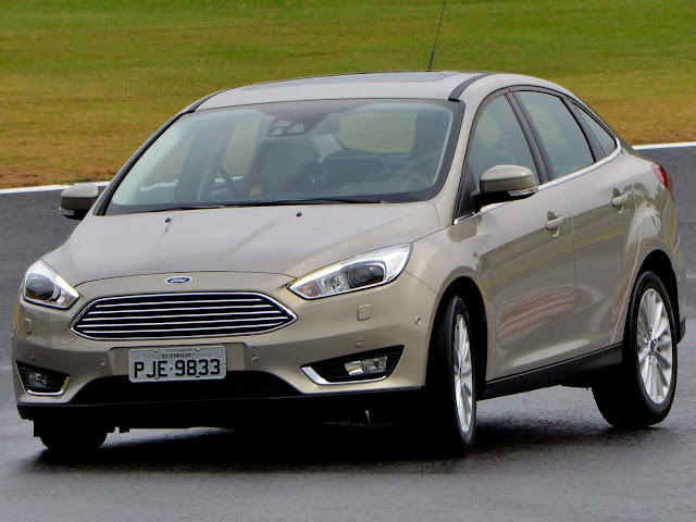 Ford Focus 2016 Fastback