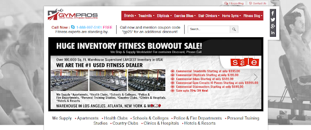 leading online supplier of high quality fitness equipment
