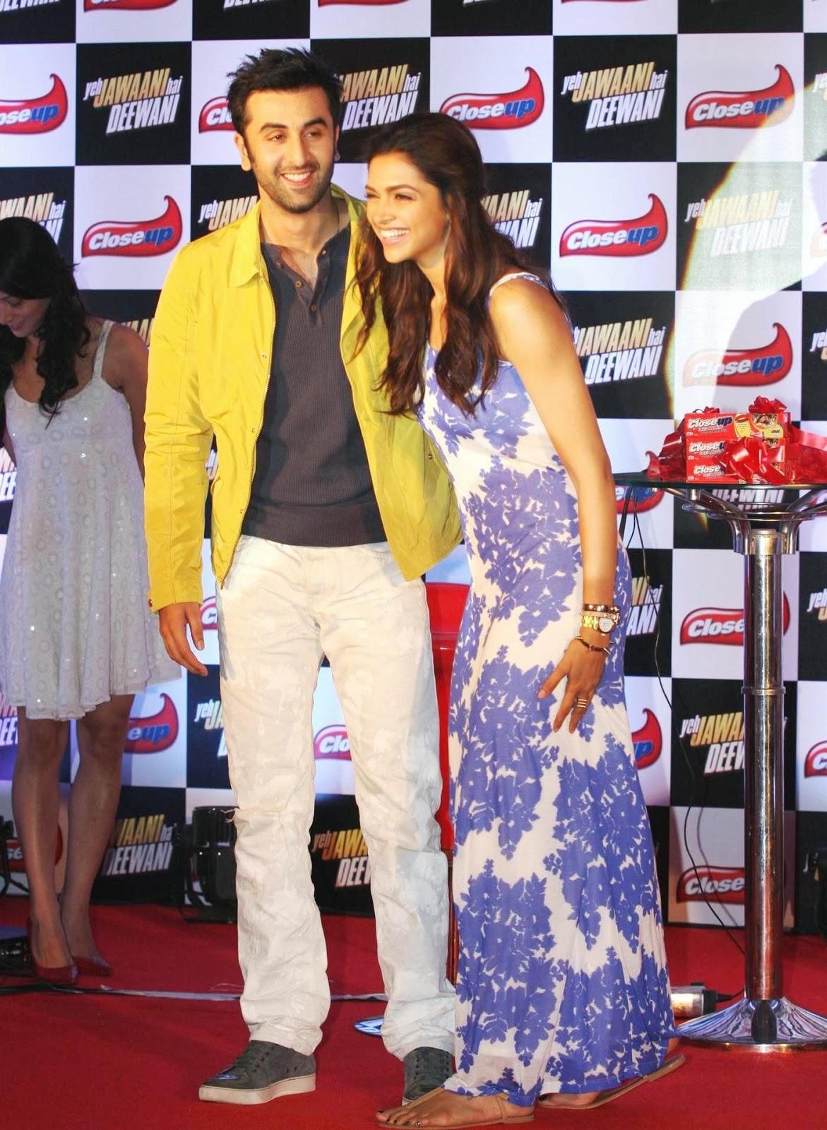 Deepika Padukone and ranbir kapoor pictures - HIGH ...