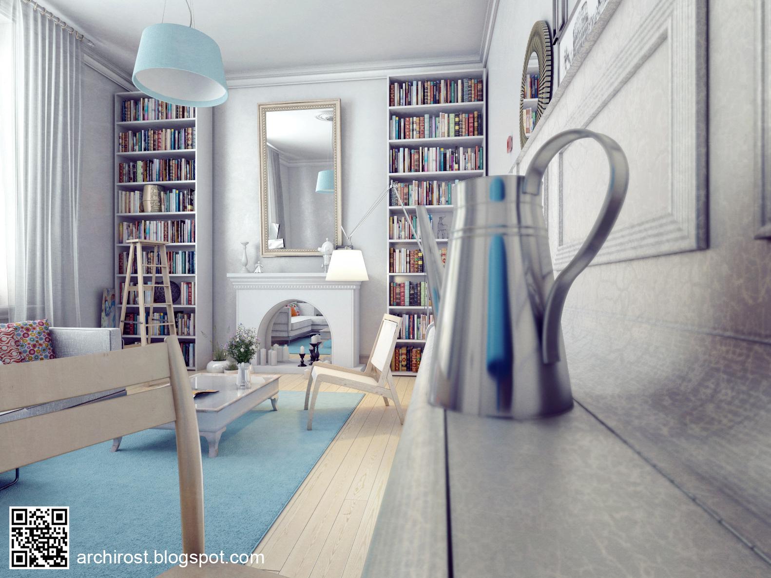 Дизайн ремонта в спальне темный и светлый
