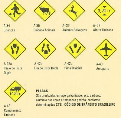 placa de transito 6