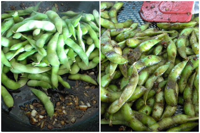 how to cook edamame pods