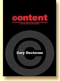 Content by Cory Doctorow Ebook Pdf