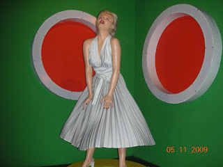 hot girl-Marilyn Monroe at Innovative Film City, Bangalore