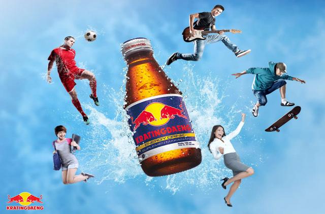 Minuman berenergi Kratingdaeng tergolong minuman berenergi yang tidak berbahaya karena diproduksi dengan menggunakan bahan gula murni.