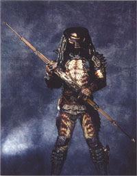 Depredador Predator Strauffon blog