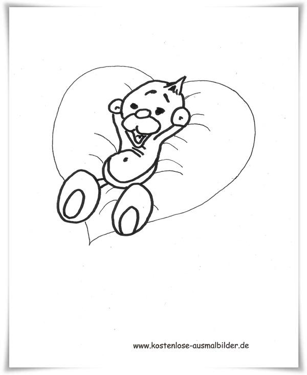 Diddl Ausmalbilder, Bilder für Kinder, Videos für Kinder  - Diddl Ausmalbilder Gratis