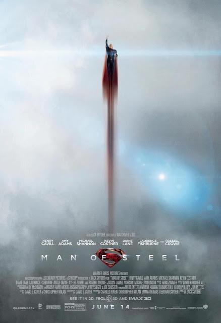 [Crítica] Superman. El hombre de acero. Espectacular muestra de que los superhéroes empiezan a cansar
