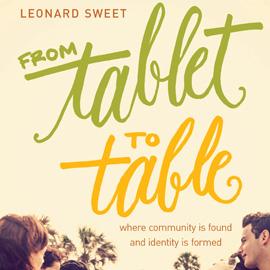 TOERUSTING: TABLET TOT TAFEL