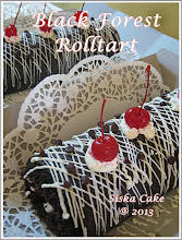 Black Forest Rolltart