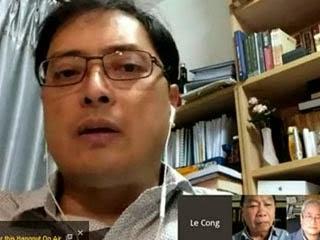 Lê Công Định kết nối với các đối tượng phản động đài BBC Tiếng Việt