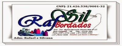 Acesse: RafSil Bordados