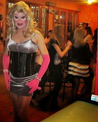 Show drag queen para despedida de soltera con Gabrielle - Avila