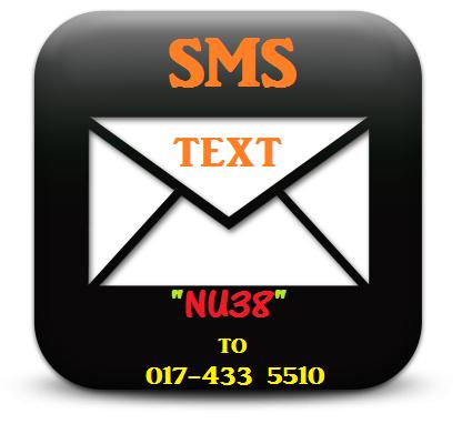 Tebus KUPON PROMOSI melalui SMS