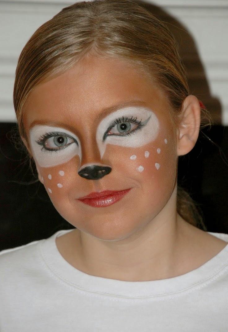 deer halloween makeup - photo #28