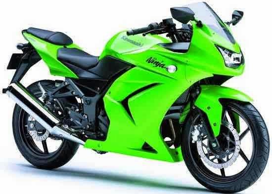 Gambar Motor Ninja 250cc