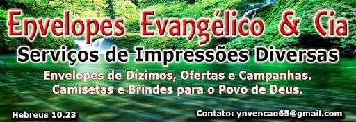 Envelopes Evangélicos e Cia