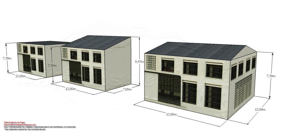Una nueva fachada para tus fábricas de papel
