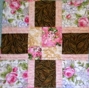 Quilt Pattern Block Tutorial