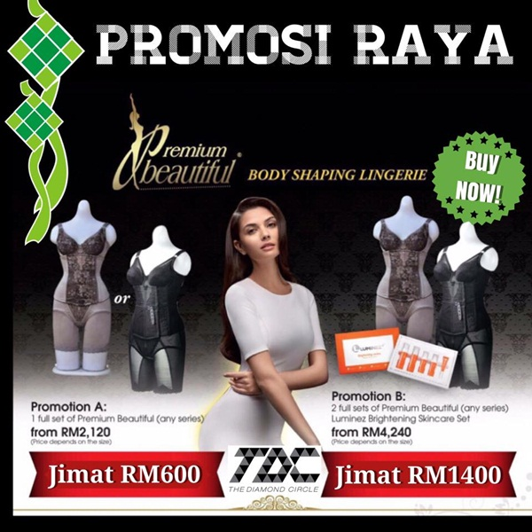 Premium Beautiful Promosi Raya